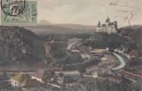 BRAN  CASTELUL  REGAL   TCV   CIRCULATA  1907, Brasov, Printata