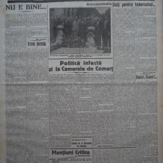 Cuvantul, ziar legionar, 4 Iunie, 1933, articole Nae Ionescu, Racoveanu