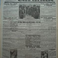 Cuvantul, ziar legionar, 27 mai, 1933, numar special