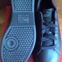 Adidasi Puma Smash 39EU - piele naturala -produs original- IN STOC - Adidasi dama Puma, Culoare: Negru