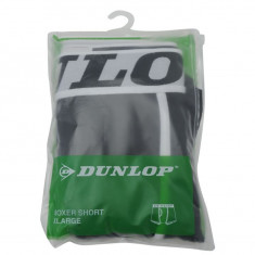 DUNLOP Boxeri Produs autentic Noi in amabalajul original, chiloti Anglia - Boxeri barbati Dunlop, Marime: S, M, L, Culoare: Negru
