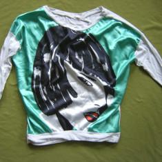 Tricou superb MADE IN ITALY model desigual marimea M - Tricou dama, Marime: M, Culoare: Din imagine