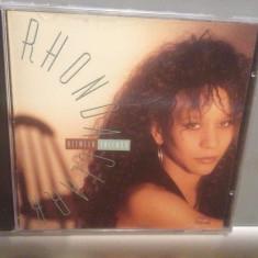 RHONDA CLARK - BETWEEN FRIENDS (1989/CBS REC/USA) - ORIGINAL/NOU/SIGILAT, CD, sony music