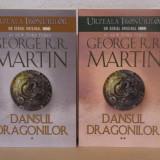 DANSUL DRAGONILOR -GEORGE R.R.MARTIN, 2 VOLUME