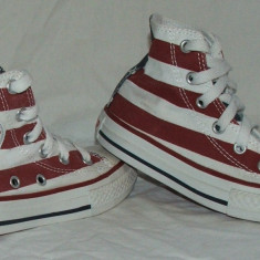 Tenisi copii CONVERSE ALL STAR - nr 27 - Ghete copii Converse, Culoare: Din imagine, Fete