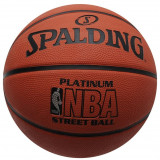 "Minge Spalding NBA Platinum - Originala - Anglia - Marimea Oficiala "" 7 """