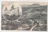 Bnk cp Bran - Spre Sohodol - uzata interbelica, Circulata, Printata