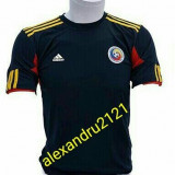 Tricou Nationala Romaniei - Tricou barbati Adidas, Marime: S, M, L, XL, XXL, Culoare: Din imagine, Poliester