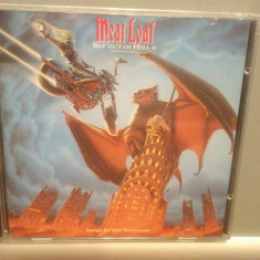 MEAT LOAF - BAT OUT OF HELL II (1993/VIRGIN REC/HOLLAND) - ORIGINAL/NOU/SIGILAT - Muzica Rock virgin records, CD