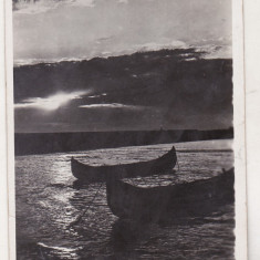 bnk cp Mangalia - Rasarit de soare - circulata 1939