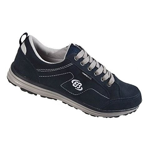 Pantofi barbatesti Brutting Novel Marine/Grau (BRU-1000-NAV) foto mare