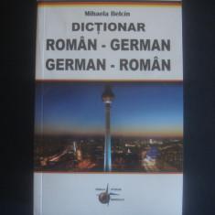 MIHAELA BELCIN - DICTIONAR ROMAN-GERMAN / GERMAN-ROMAN