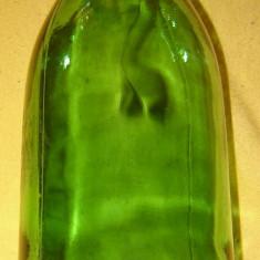 """Sticla de 1 Litru Lapte din Perioada Comunista model 3 """"A SE CLATI DUPA GOLIRE"""""""