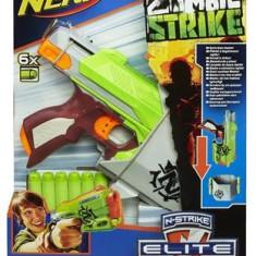 Pistol Nerf Zombie Strike Sidestrike - Pistol de jucarie