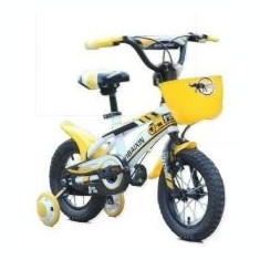 Bicicleta copii 16''(4-9ani), 12 inch, Numar viteze: 1, Ajutatoare