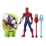Jucarie Marvel Ultimate Spider-Man Web Warriors Web Slingers Spider-Man - Figurina Desene animate