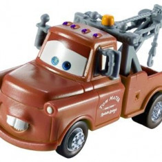 Masinuta Disney Cars Color Change Mater Vehicle - Masinuta electrica copii Mattel