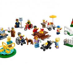 Lego - City Town - Distractie In Parc - Oamenii Orasului