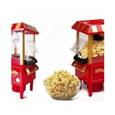 Masina de preparat popcorn fara ulei - Aparat popcorn