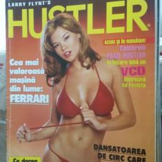 HUSTLER APRILIE 2007 - Revista barbati