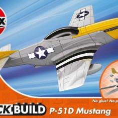 Macheta Avion De Construit Mustang P-51D - Jocuri arta si creatie Airfix