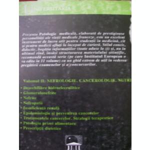 PATOLOGIE MEDICALA 2  NEFROLOGIE ,CANCEROLOGIE  NUTRITIEI  G. BOUVENOT