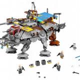 Lego - Star Wars Tm - Vehiculul At-Te Al Capitanului Rex