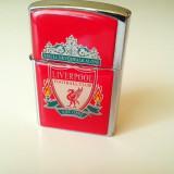 Bricheta tip zippo cu benzina, Liverpool Football Club