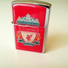 Bricheta tip zippo cu benzina, Liverpool Football Club - Bricheta Cu benzina