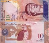 VENEZUELA 10 bolivares 2009 UNC!!!