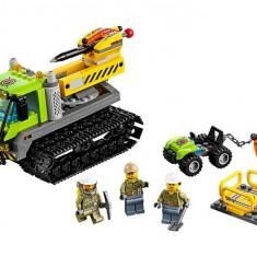 Lego - City Volcano Explorers - Tractor Cu Senile Pentru Vulcan