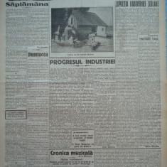 Cuvantul , ziar legionar , 26 Iunie , 1933 , artic. Mihail Sebastian , Racoveanu