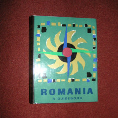 Romania - Ghid turistic - in limba engleza - Ghid de calatorie