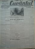 Cuvantul , ziar legionar , 22 Iunie , 1933 , art. Nae Ionescu , Mihail Sebastian