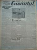 Cuvantul , ziar legionar , 29 Iunie , 1933 , Mihail Sebastian , Perpessicius