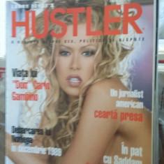 HUSTLER IUNIE 2003 - Revista barbati