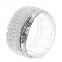 Ceas tip bratara cu LED pentru femei - Ceas led