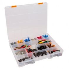 Geanta din plastic pentru stocare - 323 x 245 x 50 mm - Valiza