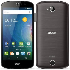 Geam Acer Liquid Z330 Tempered Glass - Folie de protectie Acer, Lucioasa