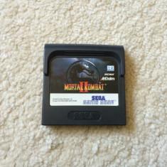 Pachet 2 jocuri SEGA Game Gear Alien 3 si Mortal Kombat II