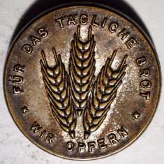 "I.668 GERMANIA AL III-LEA REICH INSIGNA ""Für das tägliche Brot, wir opfern"", Europa"