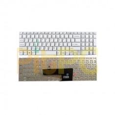 Tastatura Sony VAIO SVF15NE2E US Alb - Tastatura laptop