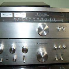 Linie audio Kenwood - Amplificator audio Kenwood, 0-40W