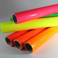 Folie Fluorescenta autoadeziva Neon