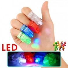 Inel luminos multicolor