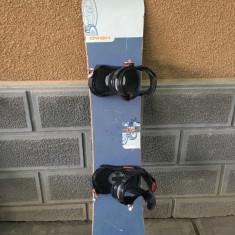 Placa snowboard HEAD 157 cm cu legaturi NIDECKER - Placi snowboard