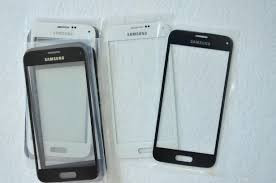 Geam Samsung Galaxy S5  ecran nou original negru foto