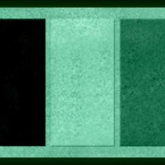 Set tablou 3 piese fosforescent Steagul Romaniei