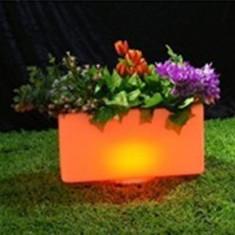 Jardiniera cu LED - Ghiveci