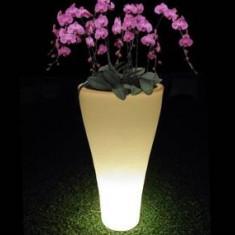 Vaza pentru flori cu LED - Vaza si suport flori